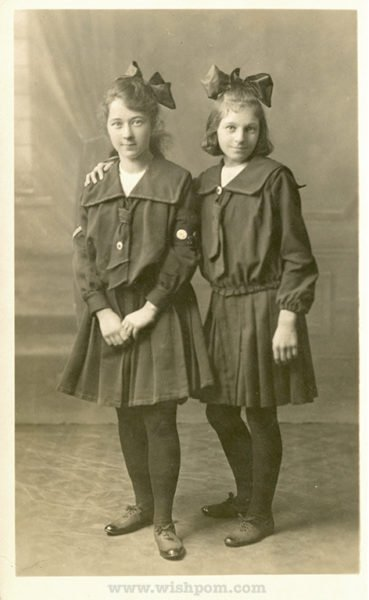 Brownies and Guides (wishpom vintage image emporium)